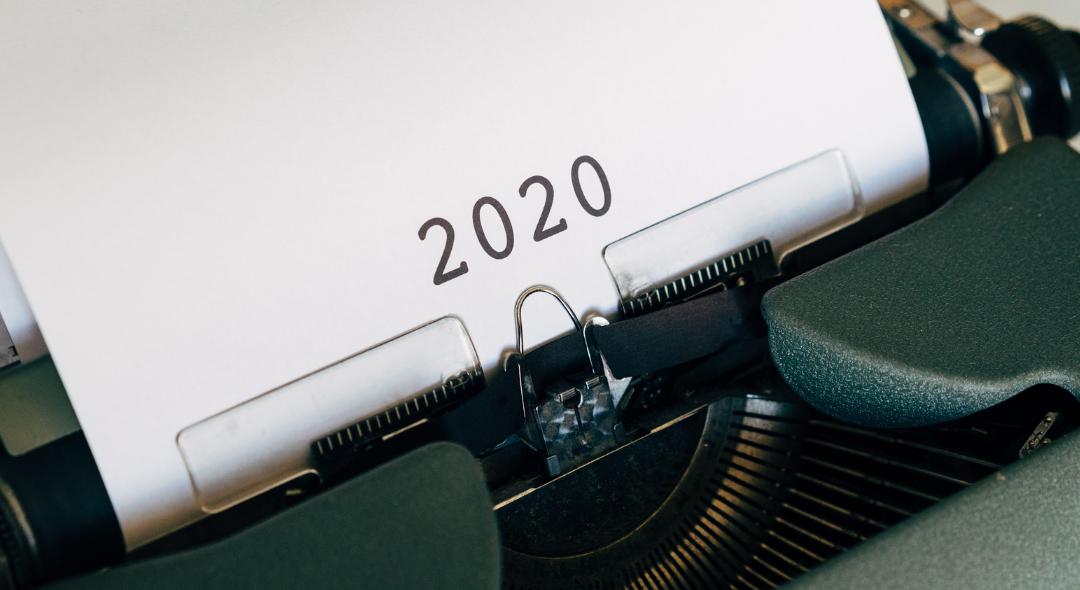 2020 Take-Aways